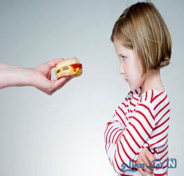 غذا برای کودکان بدغذا