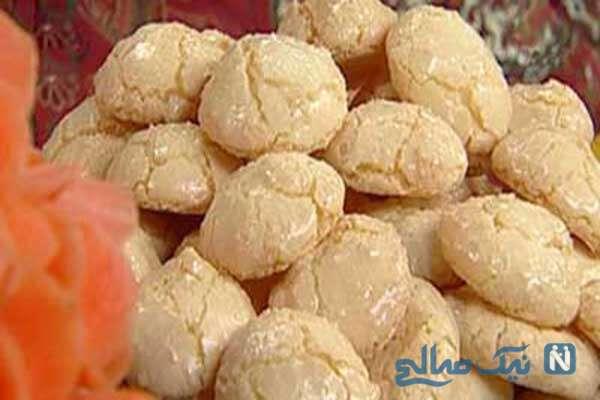 شیرینی های نارگیلی کوچک و خوشمزه مخصوص عید نوروز!