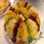 طرز تهیه پلو شیرازی لذیذ و پرطرفدار!+عکس