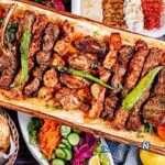 یک شام عالی و لذیذ به سبک ترکیه ای!