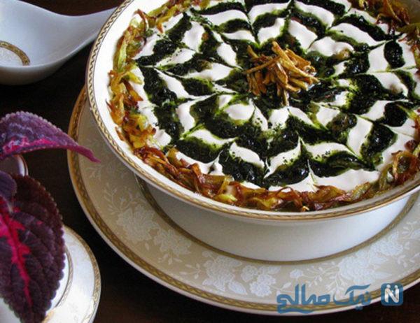 آش رشته مخصوص و محبوب ماه رمضان به سبکی متفاوت!
