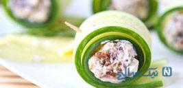 افطاری شیک و جالب با این رولت خوشمزه!+عکس