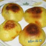 طرز تهیه نان شکم پر با پنیر و گردو ویژه افطار!+عکس