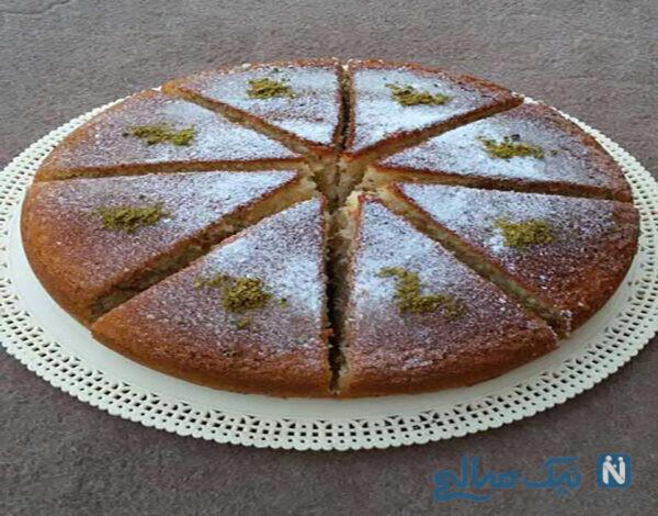 خواص کیک