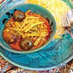 این خورش سنتی برای افطار عالی است!+عکس