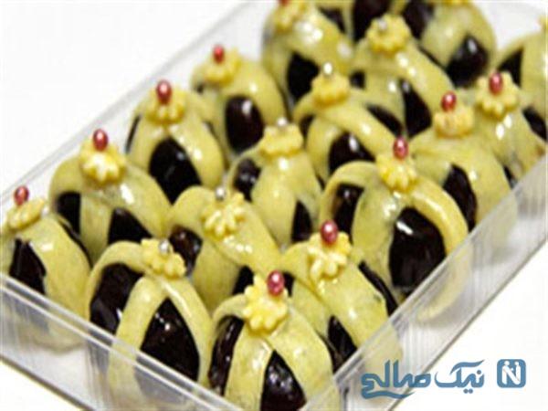 دسر خرمای شیک و لذیذ مخصوص مهمانی های افطاری!+عکس