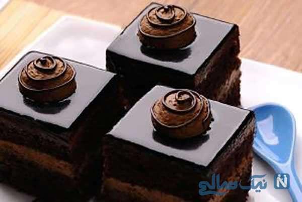 طرز تهیه شیرینی تر لذیذ بصورت فوری!