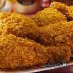 مرغ سوخاری لذیذ به سبک مجلسی!