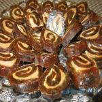 پذیرایی ویژه در ماه رمضان با رولت خرما!+عکس