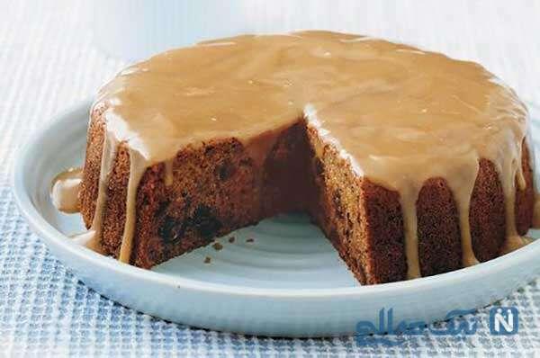 کیک خانگی مقوی