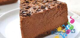 چیز کیک نوتلا بدون نیاز به پختن!