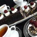 کیک موزائیکی ، یک کیک سبک و خوشمزه با ظاهری زیبا