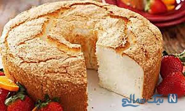 دستور آسان برای کیک ساده خانگی