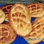 طرز تهیه نان کته مغزدار آذربایجانی!