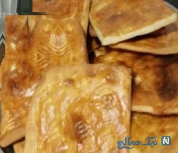 طرز تهیه نان کته، نان سنتی خوشمزه ترکیه ای!+عکس