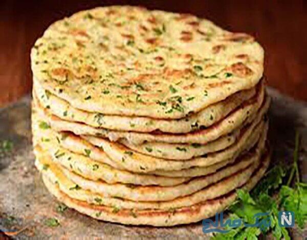 نان ترکی