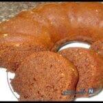 کیک دوشاب بدون شکر ، عصرانه بسیار سالم، ساده و خوشمزه!