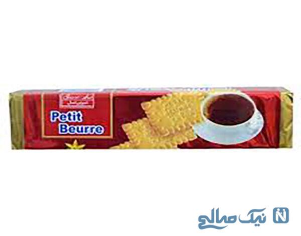 بیسکویت پتی پور