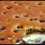 کیک کشمشی مخصوص صبحانه با آرد ذرت!
