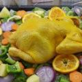 مزه دار کردن مرغ با یک روش جدید!