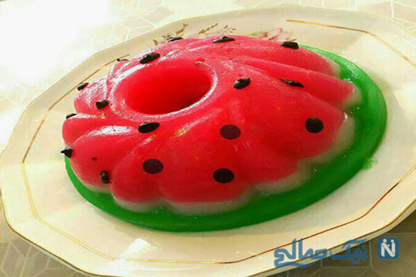 مسقطی هندوانه لذیذ مخصوص شب یلدا!