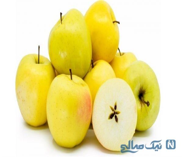 دسر سیب رژیمی