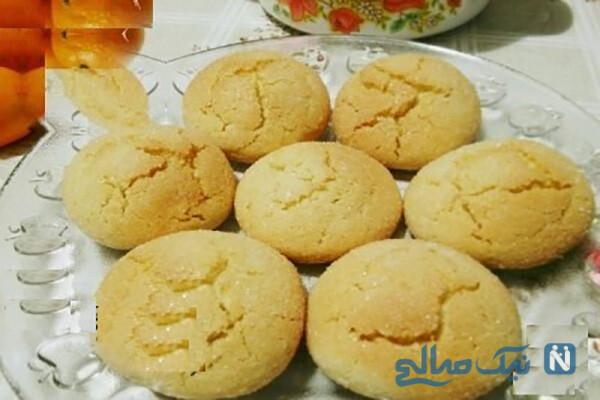 شیرینی خشک خانگی به سبک رژیمی!