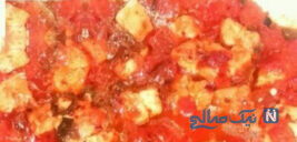 شیوه درست کردن خوراک مرغ زردچوبه ای با طعم عالی!