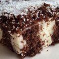 کیک کاکائویی پودینگ دار خوشمزه با دستوری ساده!