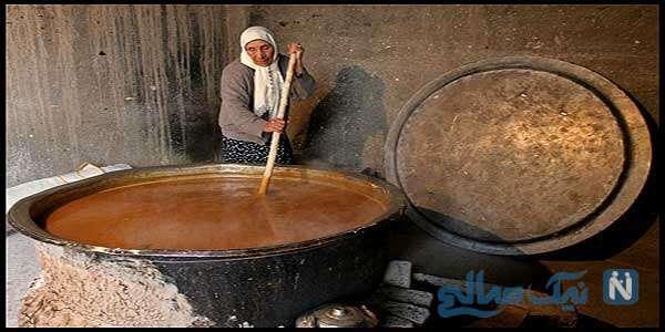آموزش پخت سمنو خوشمزه برای عید نوروز امسال
