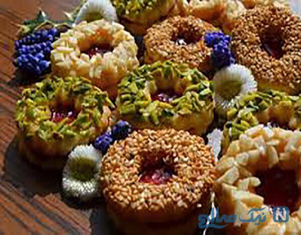 شیرینی آلمانی خانگی