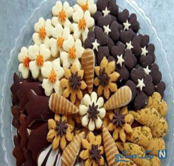 شیرینی خانگی مخصوص عید
