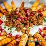 طرز تهیه یک نوع غذای خوشمزه ترکیهای