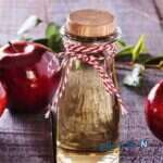 طرز تهیه سرکه سیب خانگی