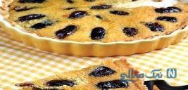 افطارتان را با تارت خرما و زردآلو باز کنید +عکس