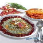 شام اعیانی برای افطار: پسته پلو با فیله مرغ +عکس