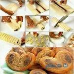 طرز تهیه نان شکلاتی برای افطار +عکس