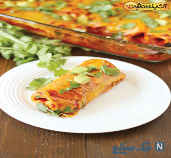 غذای سریع برای افطار +عکس