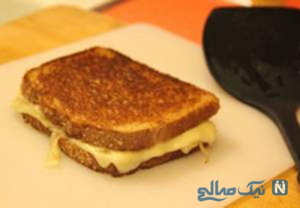 اسنک پنیر