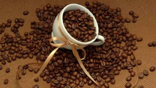بیسکویت دانه قهوه