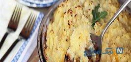 طرز تهیه خوراک خوشمزه با ترکیبی از عدس قرمز و پنیر توفو +عکس