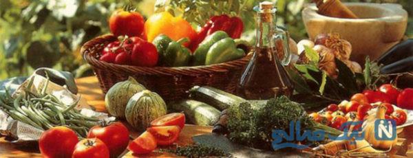 مواد غذای ارگانیک