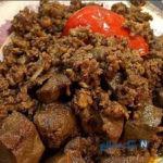 طرز تهیه غذای گیلانی معروف، واویشکا