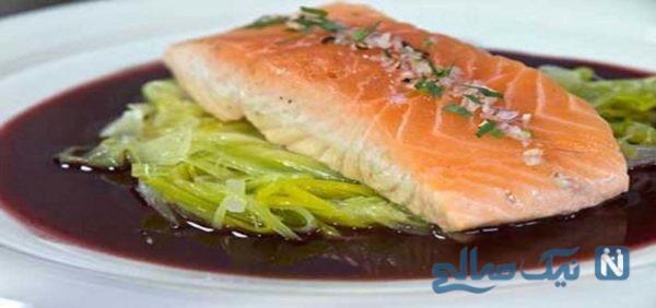 طرز تهیه ماهی با سس آسیای جنوبی +عکس