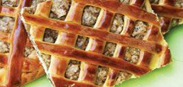 طرز تهیه نان پیروک ، فوق العاده خوشمزه مخصوص صبحانه +عکس