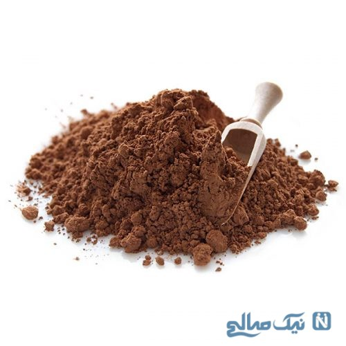 پودینگ با پودر کاکائو