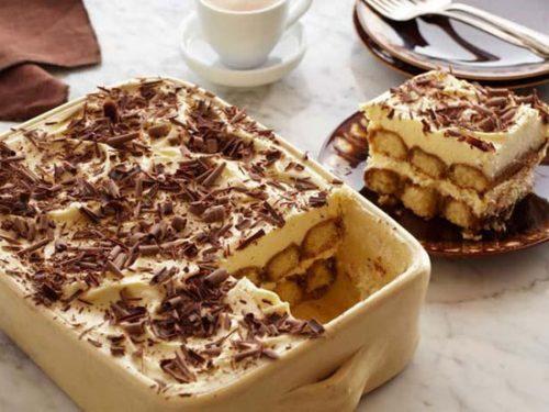 کیک اسفنجی ایتالیایی