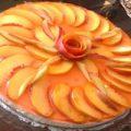طرز تهیه کیک هلو، عصرانه و دسر بسیار خوشمزه +عکس