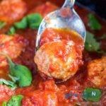 ناهار امروز یک غذای ایتالیایی خوشمزه با سس گوجه فرنگی +عکس