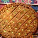 کماج سهن، نان محلی کرمانی ها +عکس